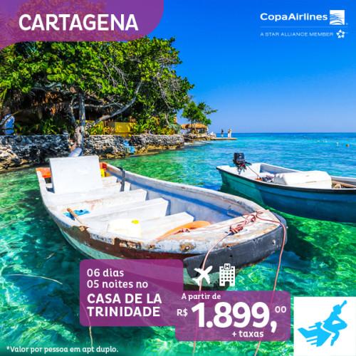Cartagena, Caribe colombiano