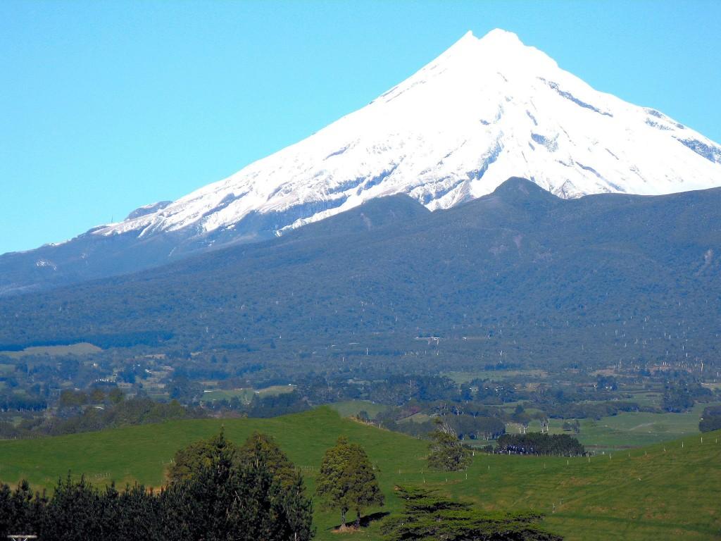 Vulcões na Nova Zelândia