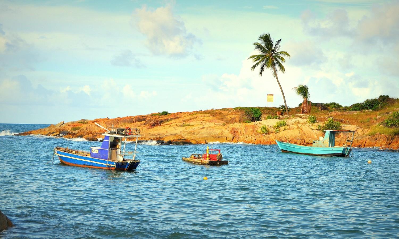 praias da Região Nordeste