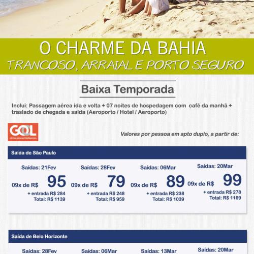 Bahia promoção
