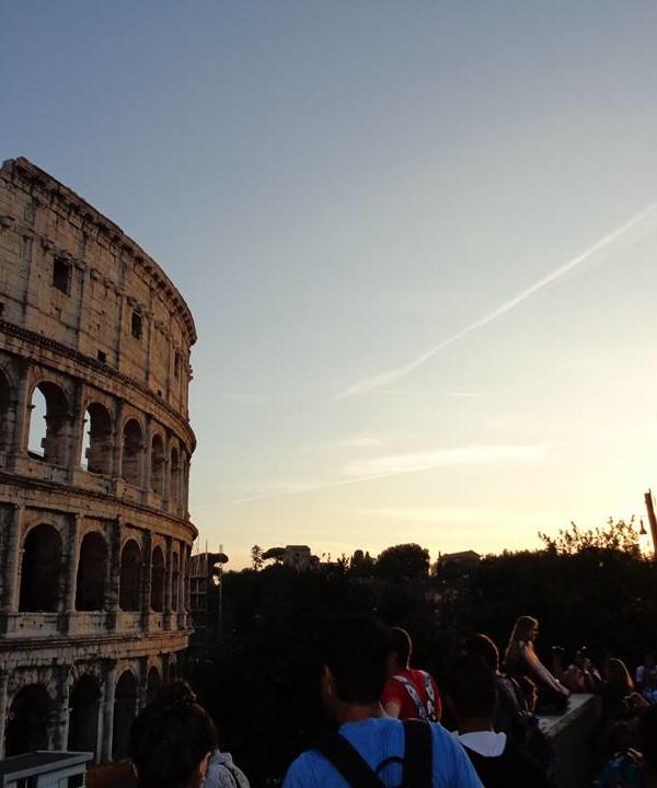 Roma a cidade eterna